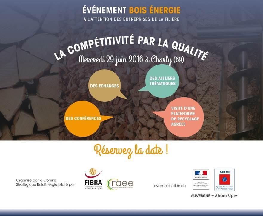 Compétitivité Bois énergie